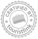 Touristlink Certification Badge